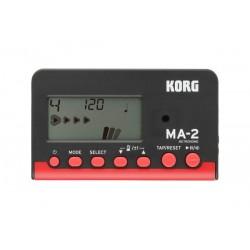 Korg - Metronom cyfrowy MA-2 Black/Red