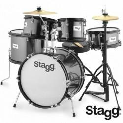 Stagg - perkusja dla dzieci Junior TIM JR 5/16 BK
