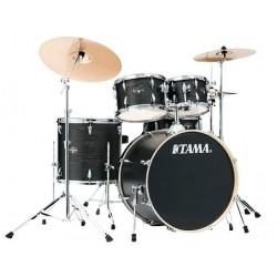 """Tama - perkusja Imperialstar 22""""  IE52KH6W Black Oak + talerze Meinl"""