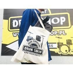 Avant DrumShop - torba Eco bawełniana z logo