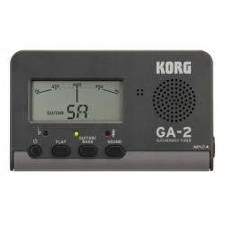Korg - GA 2 chromatyczny tuner gitarowy/basowy