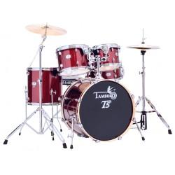 Tamburo - perkusja T5 Plus P20  + hardware i talerze