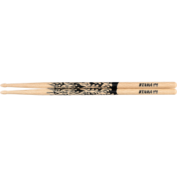TAMA-pałki Design Stick Series Rhythmic Fire 5B-F