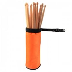 Kaline - pojemnik na pałki z uchwytem Pomarańczowy