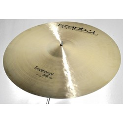 Istanbul Agop - Traditional Dark Ride 22''