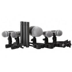 Proel - DMH8XL zestaw mikrofonów perkusyjnych