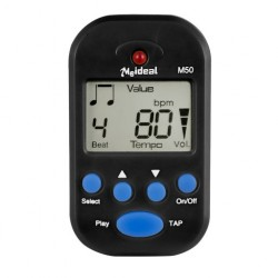 Meideal - metronom cyfrowy M50 Black