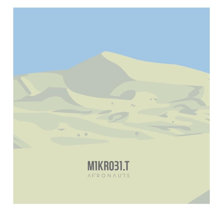 Mikrobi.T ft. Di.Aria - ''Afronauts''  2 CD
