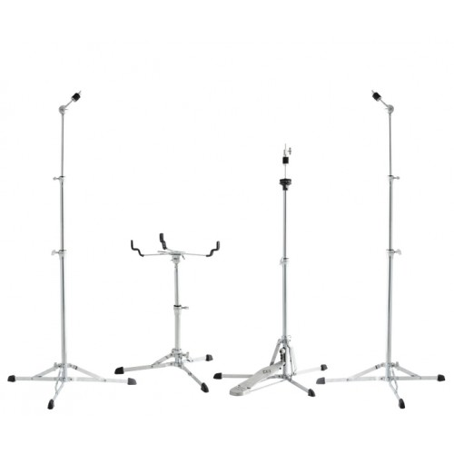 Dixon - zestaw lekkich statywów flatbase serii P0 + torba