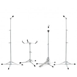 Dixon - zestaw lekkich statywów flatbase serii PO + torba