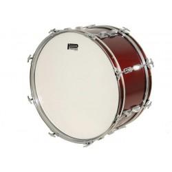 Power Beat - Bęben marszowy 22''x10'' - wiśniowym - CPK-505/22