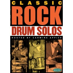 Hudson Music - ''Classic Rock Drum Solos'' DVD