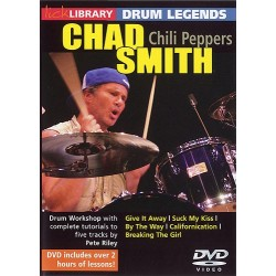 Hudson Music - ''Drum Legends - Chad Smith'' DVD
