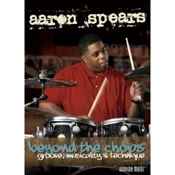 Hudson Music - Aaron Spears - ''Beyond The Chops'' 2 DVD