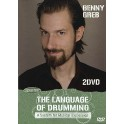 Benny Greb - The Language of Drumming - 2 DVD