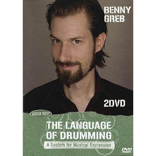 Hudson Music - Benny Greb - The Language of Drumming - 2 DVD