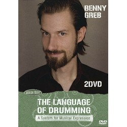 Hudson Music - Benny Greb - The Language of Drumming - 2 DVD