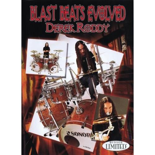 Hudson Music - Derek Roddy - ''Blast Beats Evolved'' DVD