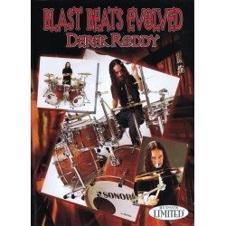 Hudson Music - Derek Roddy - ''Blast Beats Evolved'' DVD