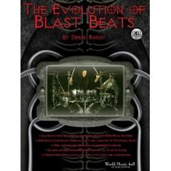 Hudson Music - Derek Roddy ''The Evolution of Blast Beats'' książka/CD