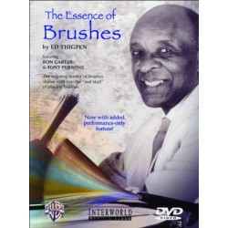Warner Bros Classics - Ed Thigpen The Essence Of Brushes DVD