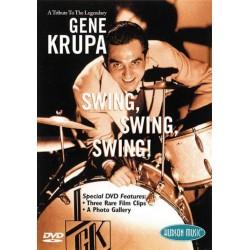 Hudson Music - Gene Krupa - ''Swing, swing, swing'' DVD