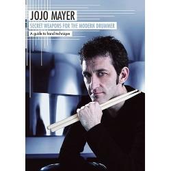 Hudson Music - Jojo Mayer ''Secret Weapons For The Modern Drummer''