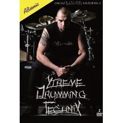 Absonic - Łukasz ''Lucass'' Krzesiewicz - Xtreme Drumming TechniX