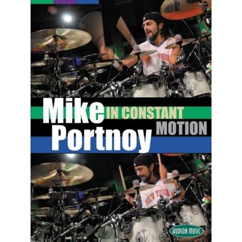 Hudson Music - Mike Portnoy ''In Constant Motion'' 3 DVD