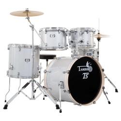 Tamburo - perkusja T5 Fusion S22 + hardware i talerze