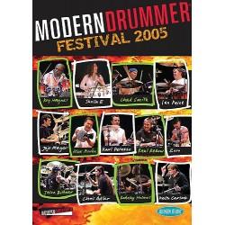Hudson Music - Modern Drummer Festival 2005 3 DVD