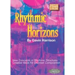 Hudson Music - Gavin Harrison ''Rhythmic Horizons'' 2 DVD