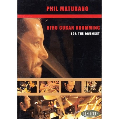 Hudson Music - Phil Maturano ''Afro Cuban Drumming'' DVD