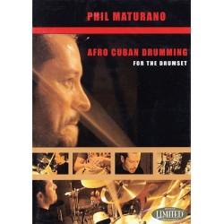 Hudson Music - Phil Maturano ''Afro Cuban Drumming'' DVD