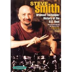 Hudson Music - Steve Smith ''The History Of U.S. Beat''  2 DVD