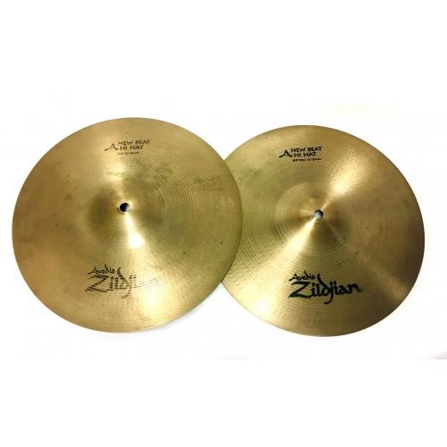 "Zildjian - A New Beat Hi-hat 13"" używany"