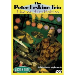 Hudson Music - The Peter Erskine Trio - ''Live At Jazz Baltica'' DVD