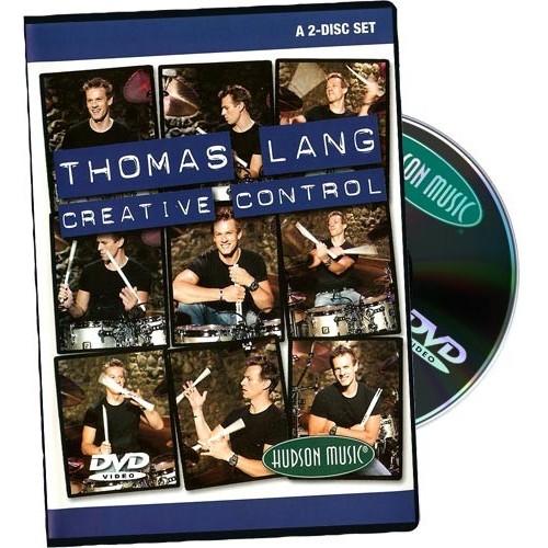 Hudson Music - Thomas Lang - ''Creative Control Systems'' 2 DVD