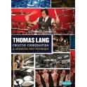 Thomas Lang ''Creative Coordination''  książka /3 DVD