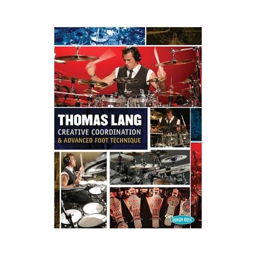 Hudson Music - Thomas Lang ''Creative Coordination'' 3 DVD