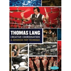 Hudson Music - Thomas Lang ''Creative Coordination'' 3 DVD