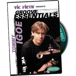 Hudson Music - Tommy Igoe  ''Groove Essentials 1.0'' DVD
