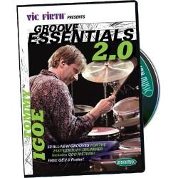 Hudson Music - Tommy Igoe  ''Groove Essentials 2.0'' DVD