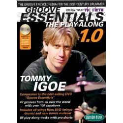 Hudson Music - Tommy Igoe ''Groove Essentials 1.0'' książka / CD