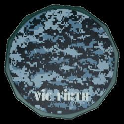Vic Firth - Pad ćwiczebny Digital Camo 6'' VXPPDC06