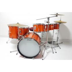 Amati - perkusja Lignalone Orange - rozbudowany zestaw