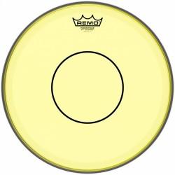 """Remo - naciąg Powerstroke 77 Colortone 14"""" Yellow"""