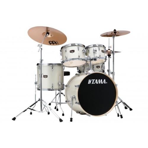 """Tama - perkusja Imperialstar 18"""" IE58H6W VWS + talerze Meinl"""