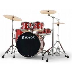 Sonor - perkusja AQX Stage set + hardware i talerze B8