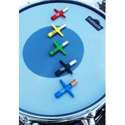 Jurczuk - Kluczyk perkusyjny kolorowy z uchwytem